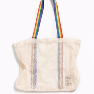Urban Outfitters PRIDE  Rainbow Tote bag